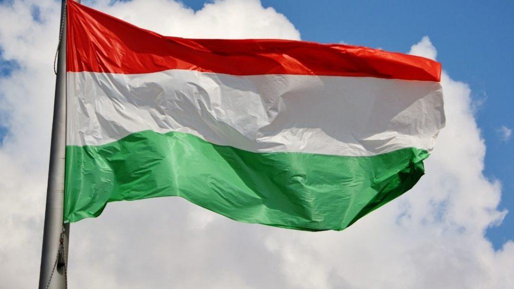magyar nemzeti lobogó